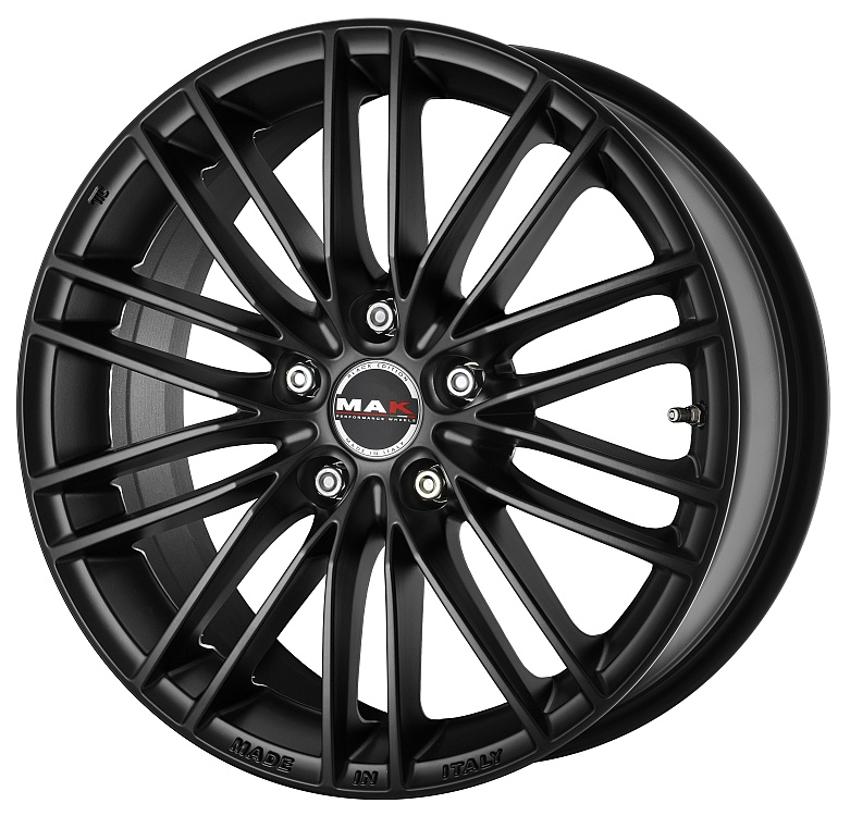 New Toyota Prius >> Alu Moda - Fashion alu platišča, Tuning alu platišča - RAPIDE Mat Black